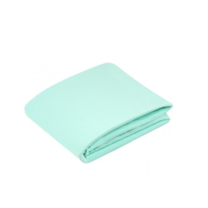 Flat-Crib-Sheet-Mint-Green-Solid-692-500x500