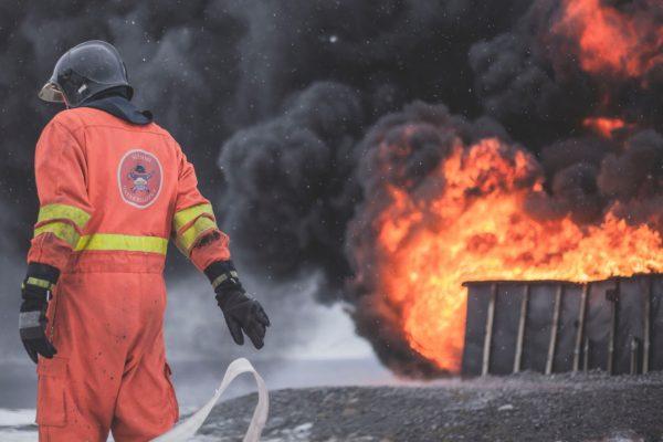 Ugniagesiai, gelbėtojai